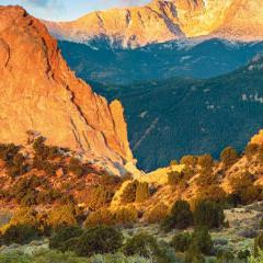 Rocheuses américaines Colorado, Mont Rushmore et Yellowstone 1 Septembre