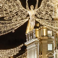 Magie de Noël à Londres 1 décembre au 8 décembre 2017