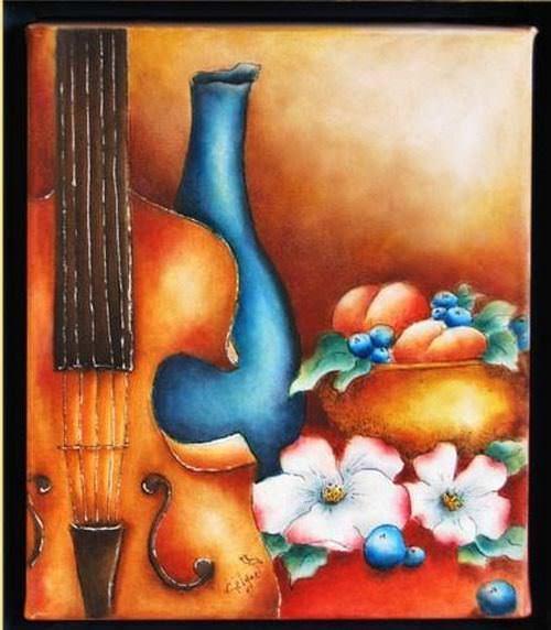 Ambiance d'un moment (violon)