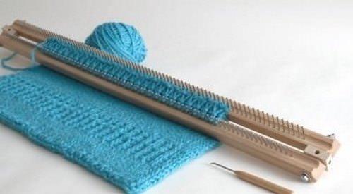 tricotin en bois