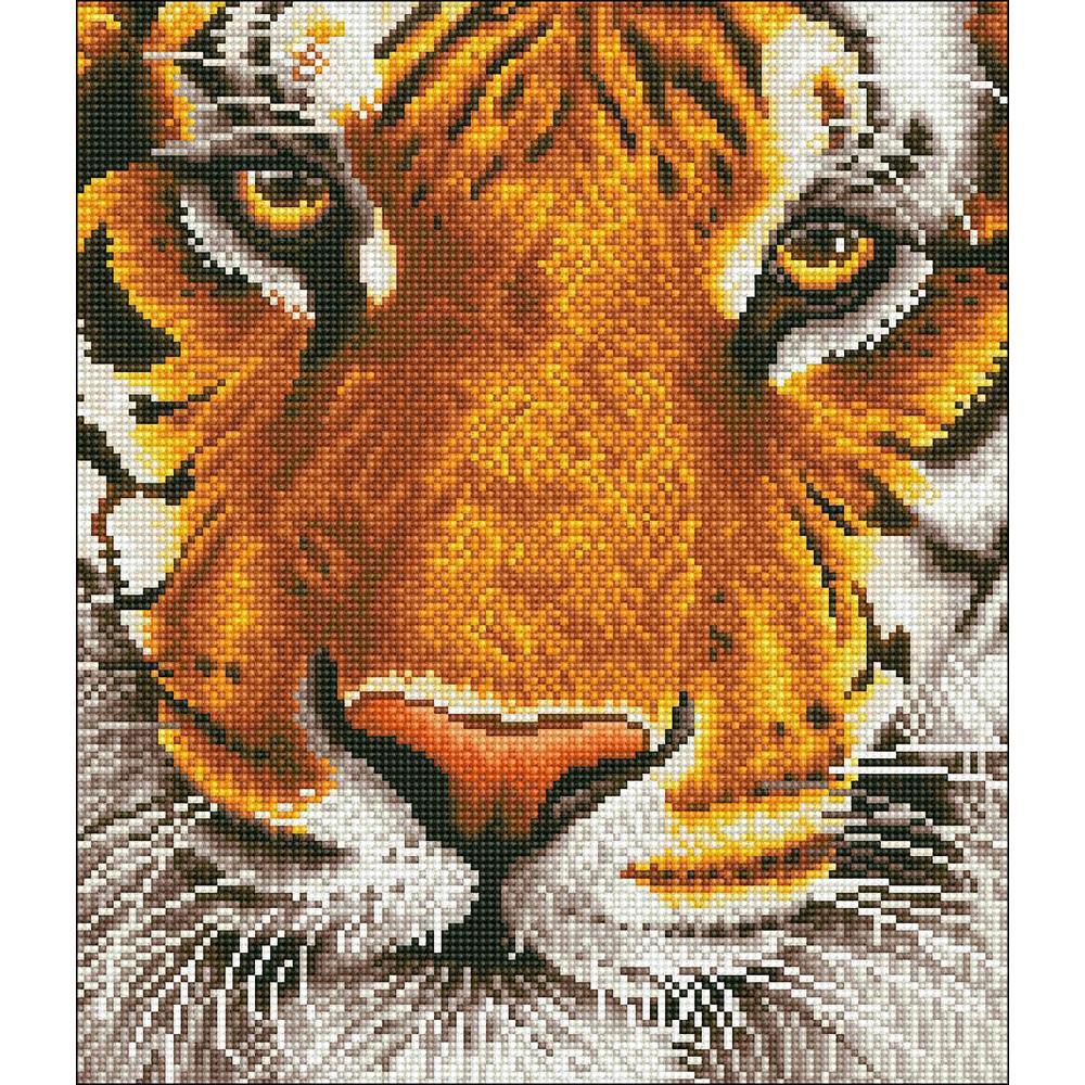 Diamond painting Tigre DD8001