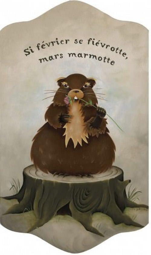 Mars Marmotte