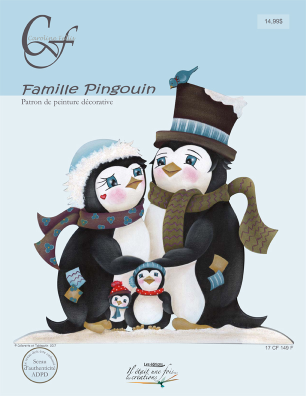 Famille Pingouins