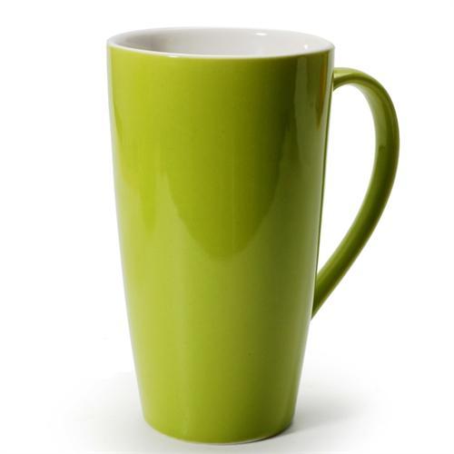 Tasse à café ou thé  Verte