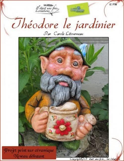 Théodore le jardinier