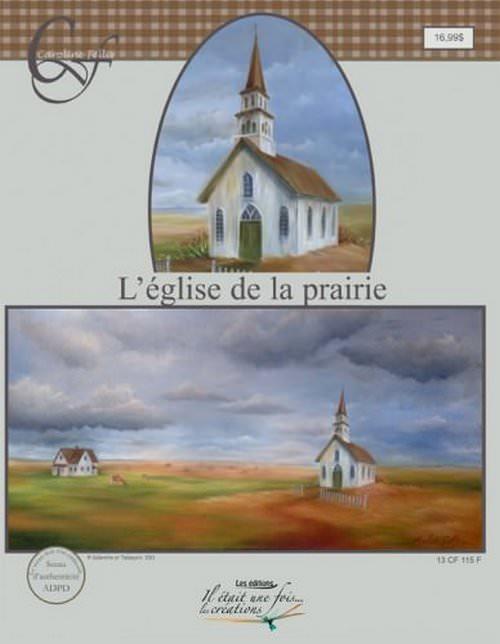 L'église dans la prairie