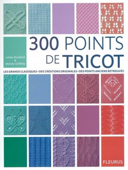 300 points de tricots