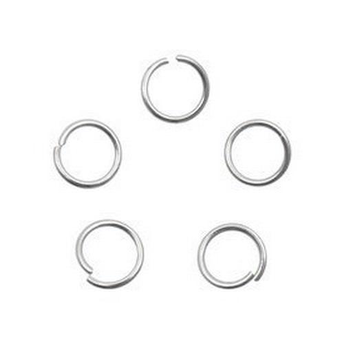 Acier inoxydable 304 anneau simple 12mm