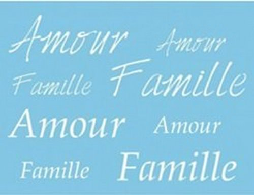 Amour - Famille