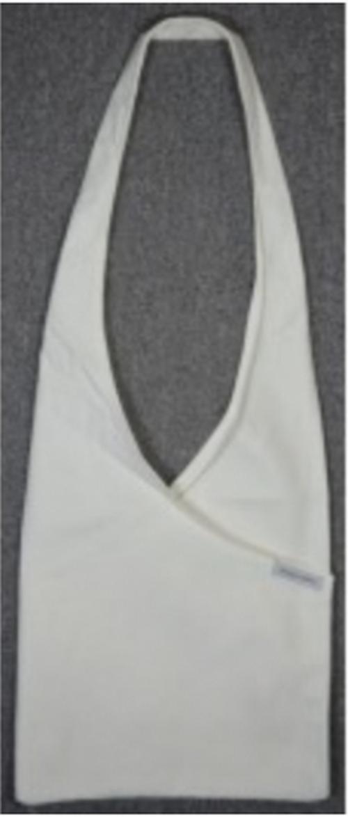 Bandoulière 3 Sections - Blanc
