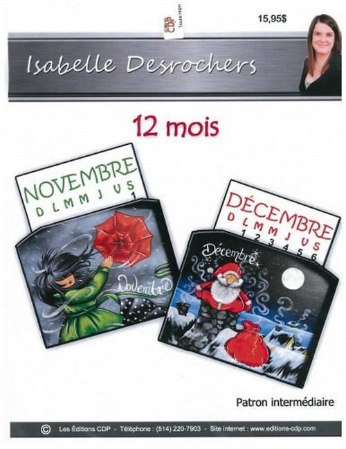 12 mois Novembre / Décembre