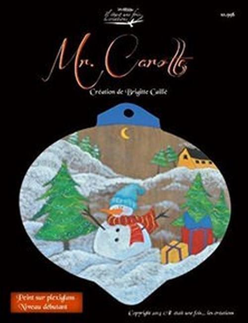 Mr. Carotte