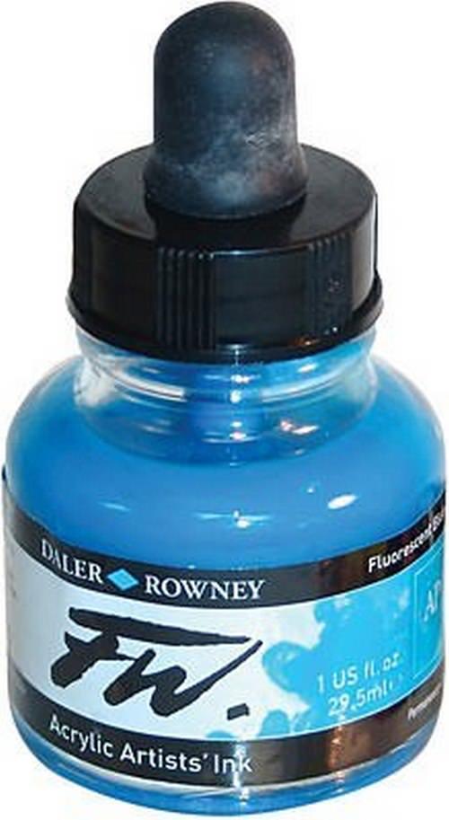 Fluorescent Blue 100