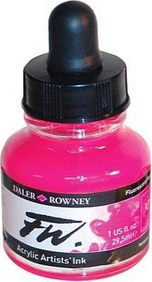 Fluorescent Pink 538