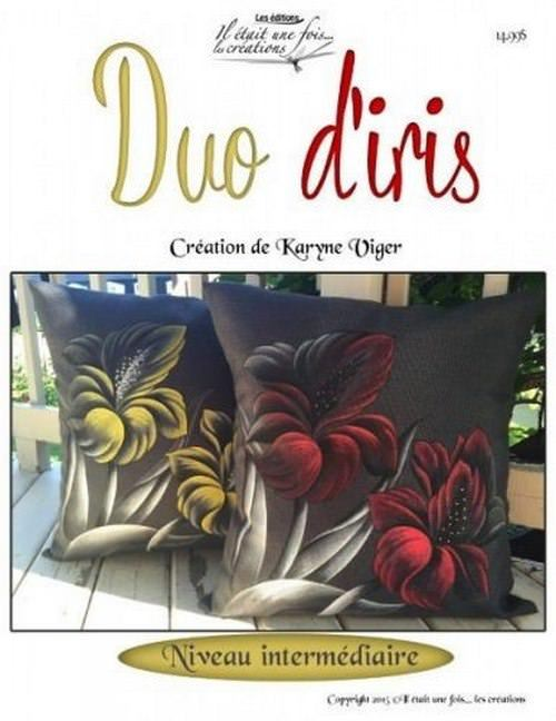 Duo d'iris