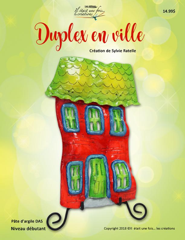 Duplex en ville