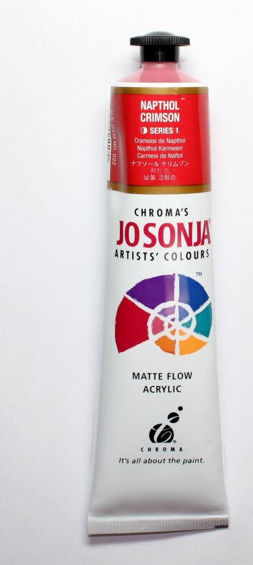 Napthol Crimson 2oz
