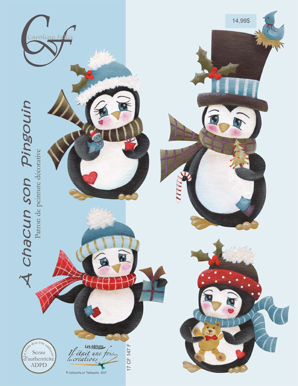 À chacun son pingouin