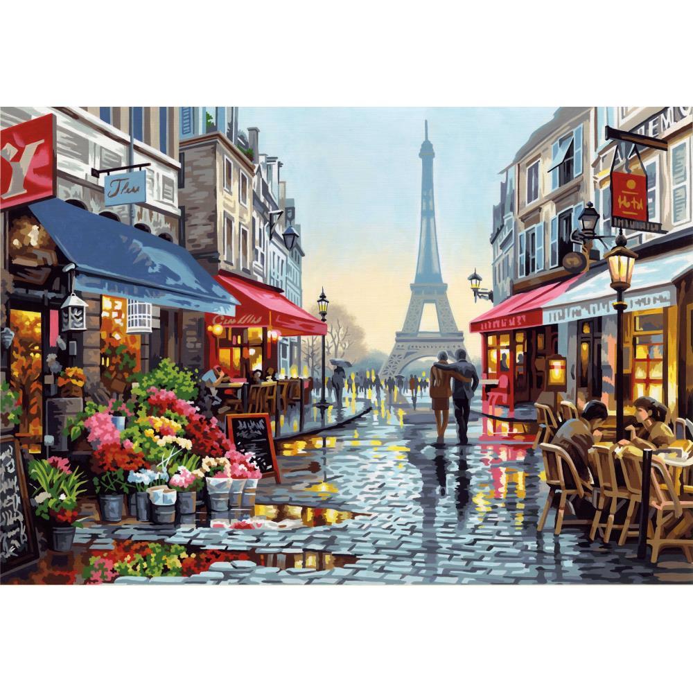 Paris, magasin de fleur 91651