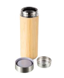 Bouteille en bambou 420 ml