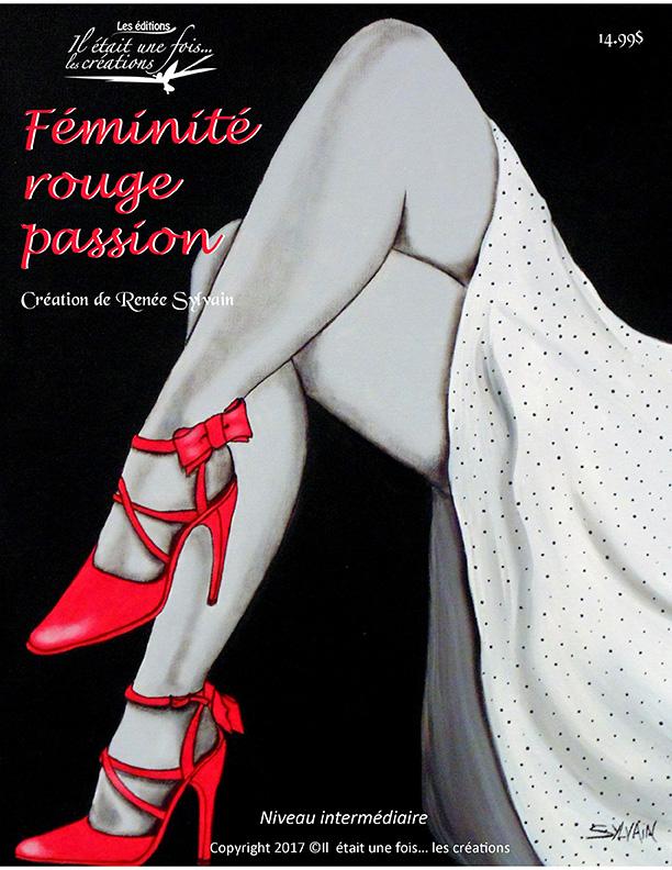 Féminité rouge passion