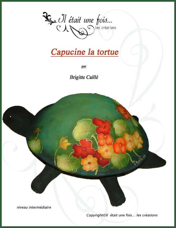 Capucine la tortue