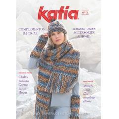 Livre tricot Katia no 12 accessoire et habitat