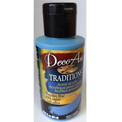 Traditions 3oz Sapphire Blue DAT27