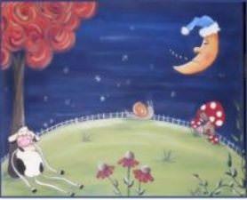 Fais de beaux rêves......