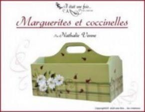 Marguerites et coccinelles