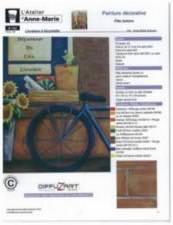 Livraison en bicyclette