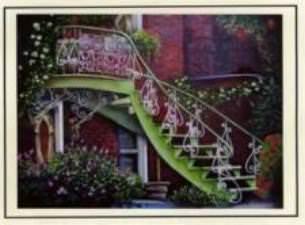 L'escalier en beauté