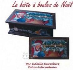 La boite à boule de Noël
