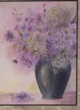 Hortensias verts