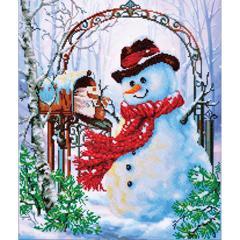 Bonhomme de neige DD12017