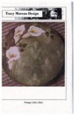 Vintage calla lillies
