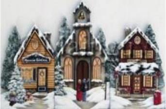 Le Village de Noël no 1