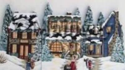 Le Village de Noël no 2