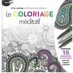 Le coloriage médiatif