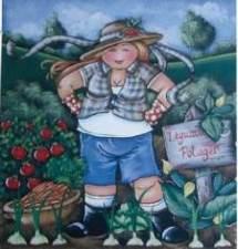 Légume du potager