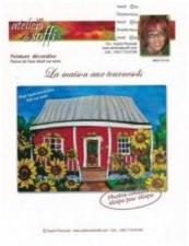 La maison aux tournesols