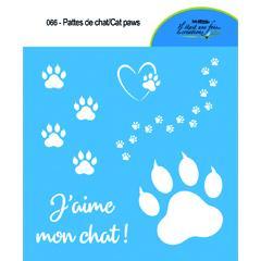 Pattes de chat 066
