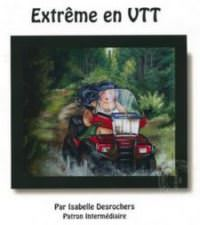 Extrème en VTT