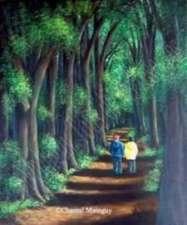 Le sentier des Amoureux