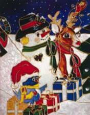 La magie de Noël avec Fernand et ses amis