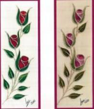 Boutons de rose 070