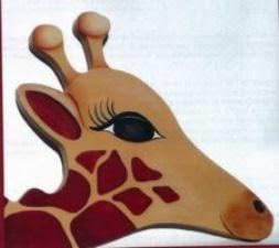 La girafe 071