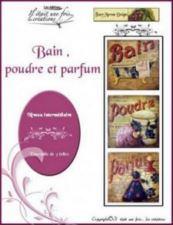 Bain, poudre et parfum
