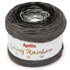 Spring Rainbow 58 - Blanc-Noir-Gris