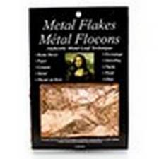 Mona Lisa - Metal Flakes Cuivre